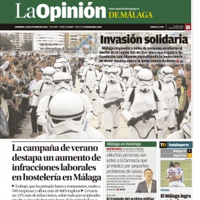 La Opinion Star Wars